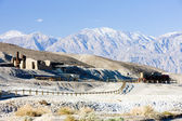 Harmony Borax Mine, Death Valley National Park, California, USA — Stock Photo