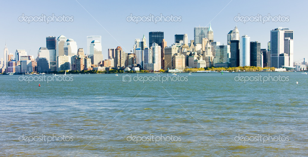 Manhattan, New York City, USA — Stock Photo #11286058