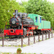 Steam locomotive, Kostolac, Serbia — Stock Photo #11290110