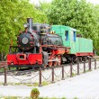 Stock Photo: Steam locomotive, Kostolac, Serbia
