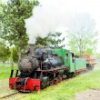 Steam locomotive, Kostolac, Serbia — Stock Photo #11290191