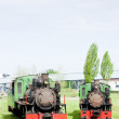 Stock Photo: Steam locomotives, Kostolac, Serbia