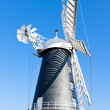 Stock Photo: Windmill in Heckington, East Midlands, England