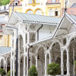 Market Colonnade, Karlovy Vary (Carlsbad), Czech Republic — Stock Photo #11291201