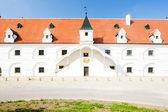 Renässansens vattenkvarn, slup, tjeckien — Stockfoto