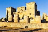 Castle of Ampudia, Castile and Leon, Spain — Stock Photo