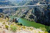 Requejo Bridge, Castile and Leon, Spain — Stock Photo