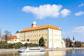 замок подебрады, чешская республика — Стоковое фото