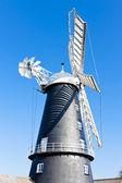 Windmill in Heckington, East Midlands, England — Stock Photo