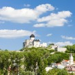 Stock Photo: Trencin Castle, Slovakia