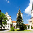 Stock Photo: Square of Master Paul, Levoca, Slovakia