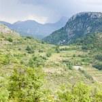 Landscape near Comps sur Artuby, Provence, France — Stock Photo