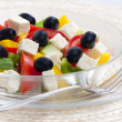 greek salad&quot — Stock Photo #11424658