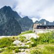 Teryho Cottage and Small Cold Valley, Vysoke Tatry (High Tatras) — Stock Photo #11425109