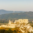 Ruins of Beckov Castle, Slovakia — Stock Photo