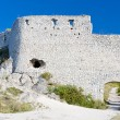 Ruins of Cachtice Castle, Slovakia - Stock Photo