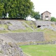 Stock Photo: Roman Theatre, Autun, Burgundy, France