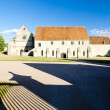 Noirlac Abbey, Centre, France — Stock Photo #11426119