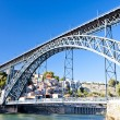 Dom Luis I Bridge, Porto, Portugal — Stock Photo #11426629
