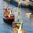 Stock Photo: Typical boats (rabelos), Porto, Portugal