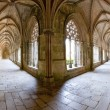 Stock Photo: Royal cloister of SantMaridVitoriMonastery, Batalha, Est