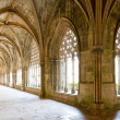 Royal cloister of Santa Maria da Vitoria Monastery, Batalha, Est -  