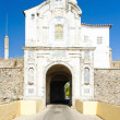 Gateway to Elvas, Alentejo, Portugal - Stock Photo