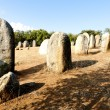 Stock Photo: Cromlech of Almendres near Evora, Alentejo, Portugal