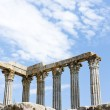 Roman temple of Diana, Evora, Alentejo, Portugal — Stock Photo #11426864