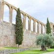 Stock Photo: Aqueduct of Serpa, Alentejo, Portugal