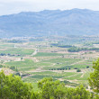 Landscape at Coll del Moro, Catalonia, Spain - Stock Photo