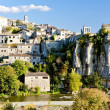 Stock Photo: Balazuc, Rhone-Alpes, France