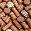 Chocolate candies — Stock Photo #11427245