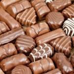 Chocolate candies — Stock Photo #11427246