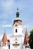 Detail of town gate, Krems, Lower Austria, Austria — Stock Photo