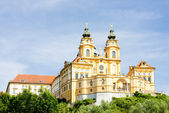 Convent Melk, Lower Austria, Austria — Stock Photo