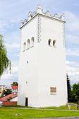 Renaissance belfry, Spisska Bela, Slovakia — Stock Photo