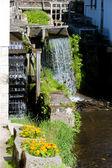 Wassermühle, ratiborice, tschechische republik — Stockfoto