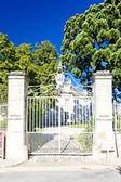 Chateau cos, regione di bordeaux, francia — Foto Stock