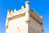 Castle of Belmonte de Campos, Castile and Leon, Spain — Stock Photo