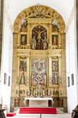 Interior of cathedral, Miranda do Douro, Portugal — Stock Photo