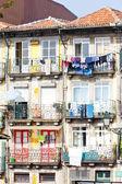 Quarter of Ribeira, Porto, Portugal — Stock Photo