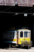 Tram Museum, Porto, Portugal — Stock Photo