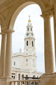 Sanctuary of Our Lady of Fatima, Fatima, Estremadura, Portugal — Stock Photo