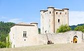 Arques Castle, Languedoc-Roussillon, France — Stock Photo