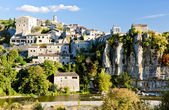 Balazuc, Rhone-Alpes, France — Stock Photo