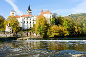 Sazava monastery, Czech Republic — Stock Photo