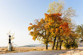 Autumnal countryside, Czech Republic — Stock Photo