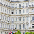 Grandhotel Pupp, Karlovy Vary (Carlsbad), Czech Republic — Stock Photo #11430515