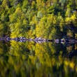 Stock Photo: Landscape of Southern Norway